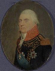 Jan Hendrik van Kinsbergen (1735-1819). Vice-admiraal, buitengewoon maarschalk der Hollandse zeemacht