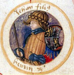 John I, Duke of Brabant