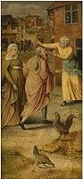 Jan Massijs - Mary and Joseph find no lodgings in Bethlehem.jpg