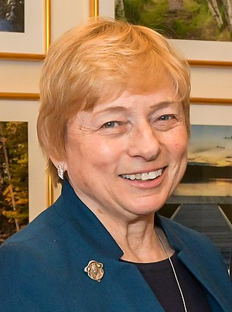 Governor of Maine - Image: Janet Mills in 2019