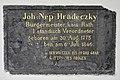 Janez Nepomuk Hradecky - nagrobna plošča.jpg