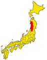 Japan prov map dewa.png