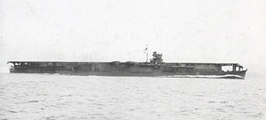 Soryu in January 1938