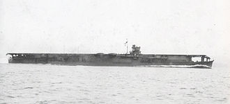 Japanese aircraft carrier Sōryū - Image: Japanese aircraft carrier Soryu 1938