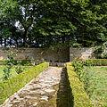 Jardin du château de Tocqueville, Tocqueville, France.jpg