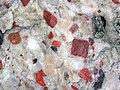 Jasper-quartz pebble conglomerate (Lorrain Formation, Paleoproterozoic, ~2.3 Ga; Ottertail Lake Northeast roadcut, near Bruce Mines, Ontario, Canada) 67 (40743178663).jpg