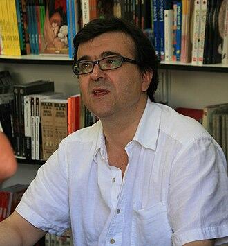 Javier Cercas - Javier Cercas (2009)