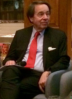 Jean-Noël Jeanneney - Image: Jean Noel Jeanneney at the Frrench Institute, Londond November 2015