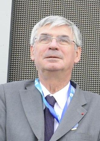 Institut supérieur de l'aéronautique et de l'espace - Jean-Paul Herteman, former CEO of Safran.
