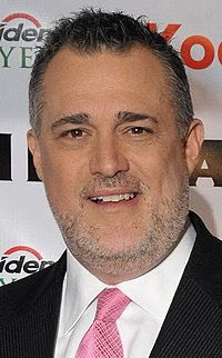 Jeffrey Hayzlett at the 2010 Streamy Awards.jpg