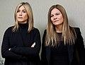 Jennifer Aniston and Kristin Hahn (cropped).jpg