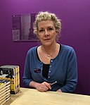 Jennifer Clement - Gothenburg book fair 2016.jpg
