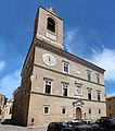 Jesi, palazzo della signoria, 1486-98, di francesco di giorgio, 01.jpg