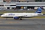 JetBlue Airways, N584JB, Airbus A320-232 (19993908438).jpg
