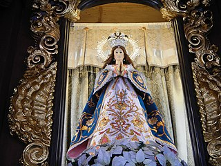 Virgen de los Remedios de Pampanga