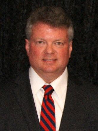 Mississippi Attorney General - Image: Jim Hood 2013