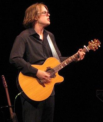 Joe Bonamassa - Bonamassa performing at Stafford, Texas in 2007
