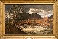 Johan Christian Dahl - Hellefossen near Hokksund - Hellefossen ved Hokksund - IMG 9610-2 - Nasjonalgalleriet (cropped).jpg