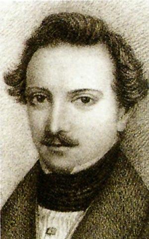 Johann Jakob Merlo - Merlo, circa 1830.