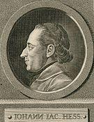 Johann Jakob Hess -  Bild