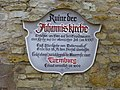 Johanniskirche (Niederwalluf)-02-Tafel.jpg
