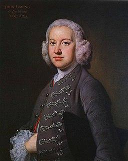 Johann Baring German businessperson