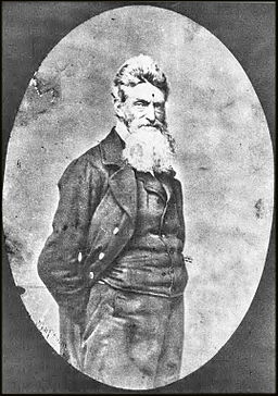 Today in History:  John Brown's Body
