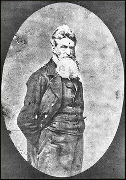Today in History:  John Brown's Body