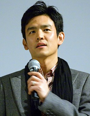 John Cho - Cho promoting Harold & Kumar Escape from Guantanamo Bay in 2008