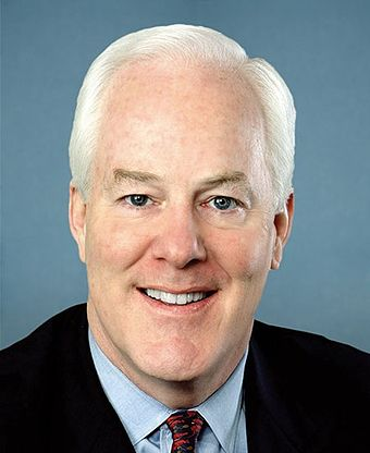 Cornyn during the 113th congress John Cornyn 113th Congress.jpg