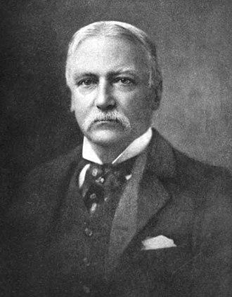 United States Assistant Secretary of State - John Lambert Cadwalader