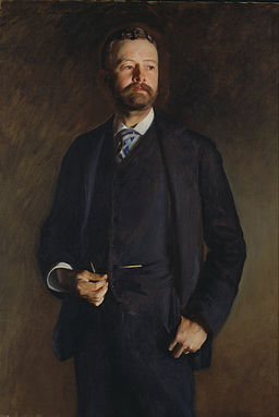 John Singer Sargent - Henry Cabot Lodge - Google Art Project