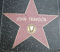 John Travolta Walk of fame.jpg