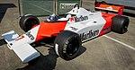 John Watson McLaren MP4-1B 2018 British Grand Prix (43693763322).jpg