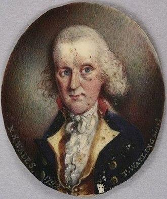 John White (surgeon) - Image: John White, surgeon, (c. 1756 – 20 February 1832)