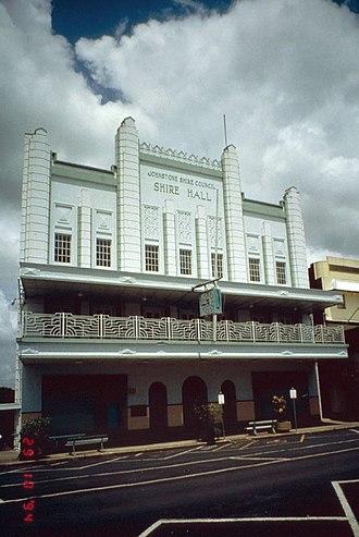 Johnstone Shire Hall - Johnstone Shire Hall, 1994
