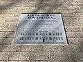 Joodse plaquette oude Bavoschool 02.jpg