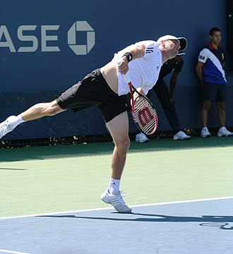 Jordan Kerr - Jordan Kerr at the 2010 US Open