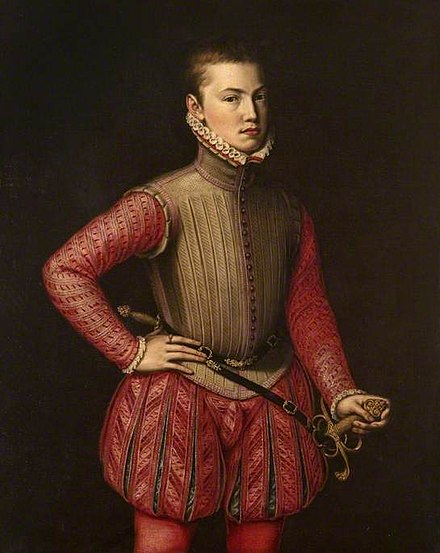 Portrait of Don Juan by Jooris van der Straeten Jorge de la Rua - Portrait of Don Juan of Austria.jpg