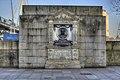 Joseph Bazalgette memorial, Victoria Embankment - wide view.jpg