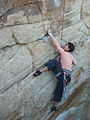 Joshua Tree NP - Nikki, Clean and Jerk - 01.jpg