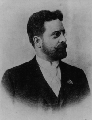 Josip Vancaš - Josip Vancaš, 1900.