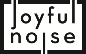 Logo of Joyful Noise Recordings.
