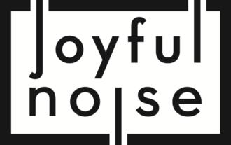 Joyful Noise Recordings - Image: Joyful Noise logo
