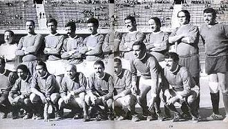 Algeria national football team - Founded FLN team football in conditions of secrecy in 1958 during the French colonial period to Algeria