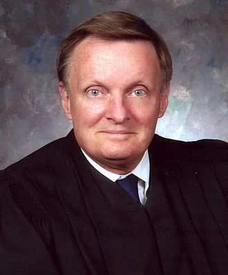 Jerry Edwin Smith - Image: Judge Jerry Edwin Smith