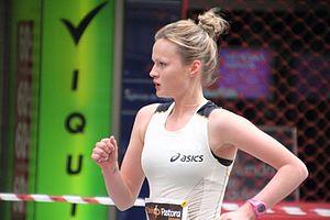 Júlia Takács - Julia Takacs in 2013