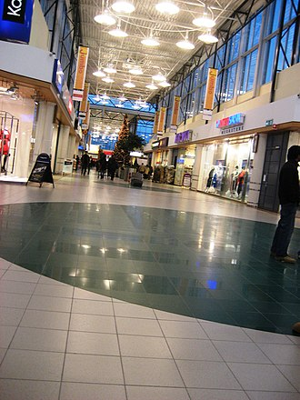 Jumbo shopping centre - Image: Jumbo Shopping Mall of Helsinki Flickr anantal (5)