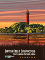 Jupiter Inlet Lighthouse Outstanding Natural Area in Florida - Postcard (18858824475).jpg
