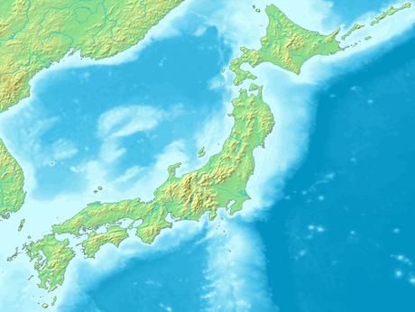 japán domborzati térkép Japán – Wikipédia japán domborzati térkép